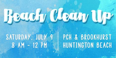 Surfrider Beach Cleanup Website