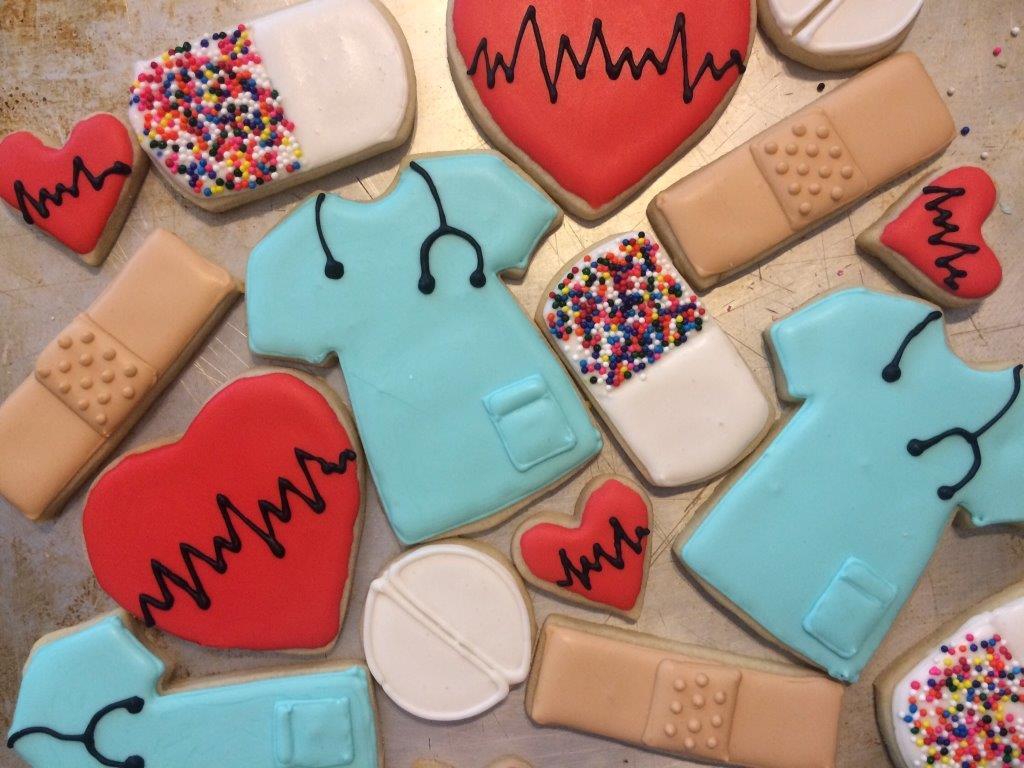 nurse cookies 2