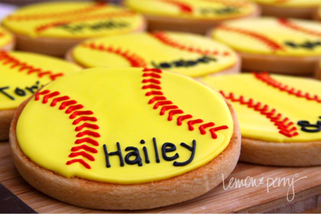 softballs hailey